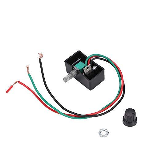 AUNMAS 2 stuks elektrische sprayer Gösor 12 V regelaar toerentalschakelaar landbouwaccessoires