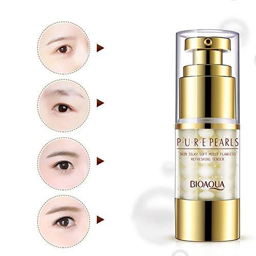 Eye Essence Cream - Crème hydratante anti-rides pour les yeux, 25 ml, soin jour et nuit, élimine les cernes, contour des yeux, anti-âge
