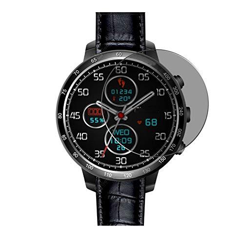 Vaxson Anti Spy Schutzfolie, kompatibel mit FINOW Q7 Smartwatch smart watch, Displayschutzfolie Privatsphäre Schützen [nicht Panzerglas]