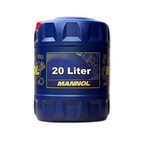 1 x 20L MANNOL ATF Dexron VI / ATF Automatikgetriebe- Sevo- Öl 236.14