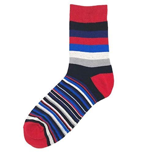 10 Paare Kompressionsstrümpfe für Damen und Herren, Kompressionssocken Compression Socks Thrombosestrümpfe für Flug, Sport, Reisen, Medizinisch, Schwangerschaft & Krankenschwestern (A)