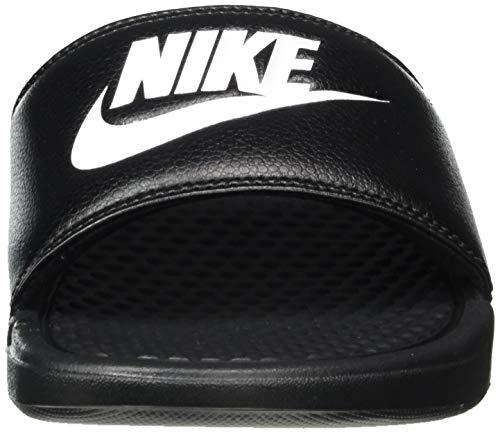 Nike - Benassi - Tongs - Homme - Noir (Black/White) - 41