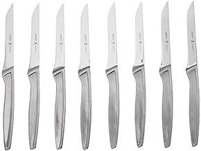 J.A. Henckels International Stainless Steel 8-Piece Steak Knife Set