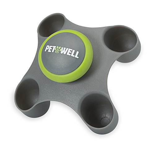 Price comparison product image PetWell Therapeutic Handheld Massager for All Size Pets (Dogs,  Cats)