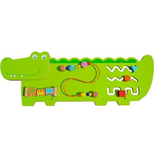 Viga Toys - Wall Toy Crocodil