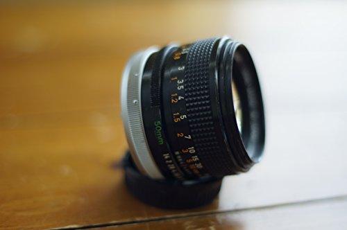 Lens-FD 50mm 1:1.4 Ø52mm, Front & Back caps… No Case