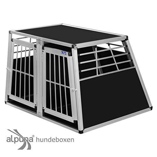 Alpuna Transportbox N50 > 95x110x75cm Doppelbox Notausstieg