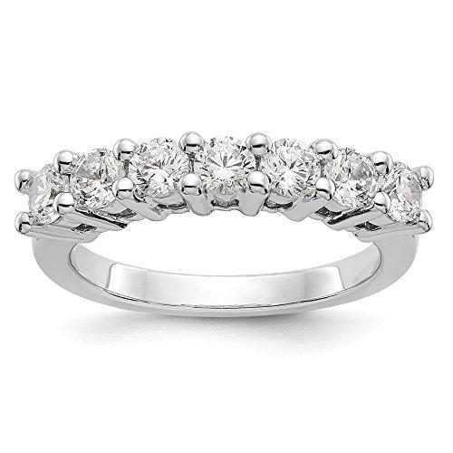 1.05 Ct Diamond Band - 8