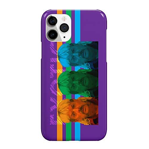 Mugshot Joe Tiger Exotic_MRZ3212 - Funda protectora de plástico duro para teléfono móvil, diseño divertido para iPhone 7