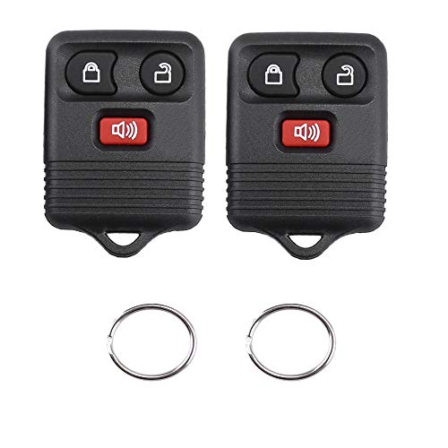 Car Key Fob Remote Case For Ford F150 F-150 F250 F-250 F350 E350 Super Duty Edge...