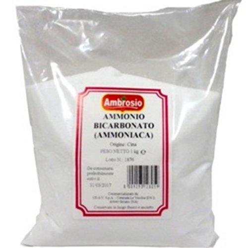 AMBROSIO AMMONIACA PER DOLCI KG1