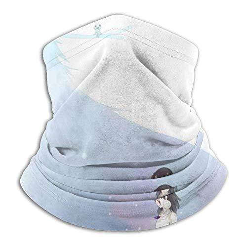 lymknumb Anime Studio Ghibli Prinzessin Mononoke H Print Gesichtsschutz Waschbare Frauen Stoff Polyester Staub Wiederverwendbare Feld Bandana Hals Gamasche