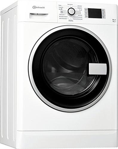 Bauknecht WATK Prime 9716 Waschtrockner / 234 kWh / / Startzeitvorwahl und Restzeitanzeige / Mischwäsche und Wolle Programm