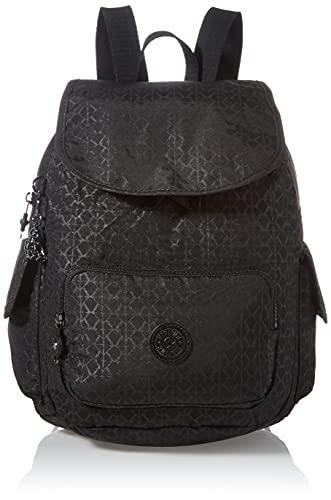 Kipling Damen City Pack S Rucksäcke, Signature Emb, One Size