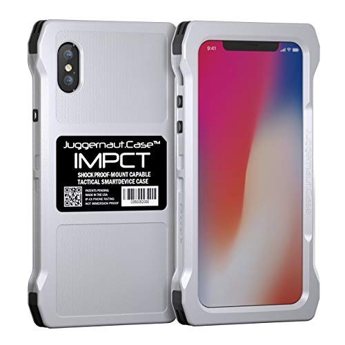 Juggernaut.Case - iPhone X IMPCT - Military Grade,...