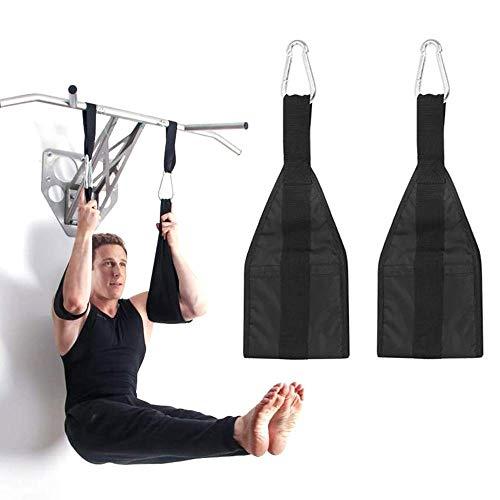 SIEBIRD Bauchgurte für Klimmzugstange – Fitness Hängende Bauchgurte für Bauchmuskeltraining & Core Workouts, gepolsterte Fitness-Ausrüstung für Damen und Herren