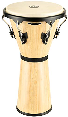 "MEINL Percussion マイネル ジャンベ Headliner Series Wood Djembe 12 1/2"" Natural HDJ500NT 【国内正規品】"