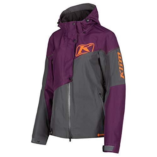 KLIM Alpine Jacket MD Deep Purple - Asphalt