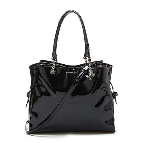 Emporio Armani - Bolso, color negro