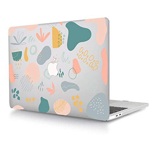 ACJYX MacBook Pro 13 inch Case 2020 2019 2018 2017 2016 Release A2338 M1 A2289 A2251 A2159 A1989 A1706 A1708, Plastic Hard Shell Cover Only Compatible with MacBook Pro 13.3', Colorful Painting