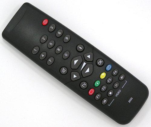 Ersatz Fernbedienung für Medion Schneider Tevion RC2000 RC221 Hanseatic TV Fernseher Remote Control / Neu