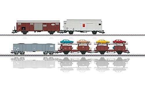 Märklin 46567 Güterwagen-Set zum Rangier-Krokodil Ce 6/8 II SBB/CFF/FFS