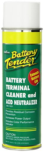 Battery Tender 360-1001 Battery Terminal Cleaner and Acid Neutralizer