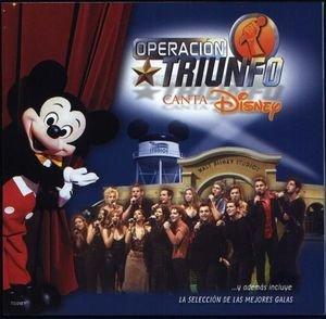 Operacion Triunfo Canta Disney