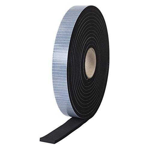 Dichtband EPDM einseitig selbstklebend 5m Rolle (EPDM, 5mm x 3mm)