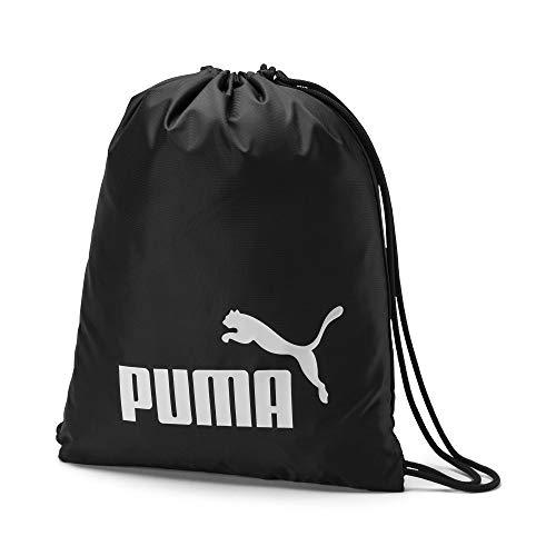 PUMA Classic Turnbeutel Puma Black OSFA