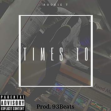 Times 10
