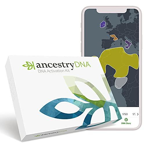 AncestryDNA: Genetic Ethnicity Test, Ethnicity Estimate,...