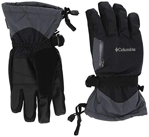 Columbia Bugaboo Interchange Handschuh für Damen, Damen, Bugaboo™ Interchange Glove, Schwarz/Graphitgrau, Medium