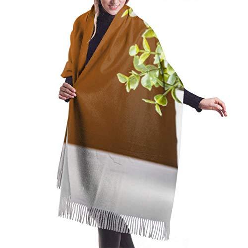 Bufanda tipo chal de 27