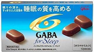 江崎グリコ GABA フォースリープ まろやかミルク (10×4)40入