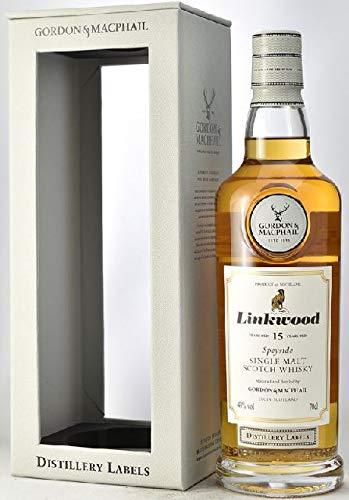 [新ボトル] リンクウッド 15年 (ゴードン&マクファイル) 43度 700ml