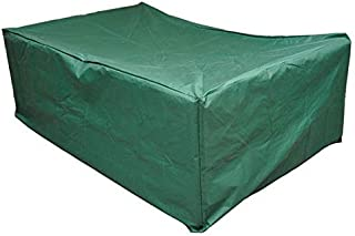 "Outsunny Patio Sectional Furniture Sofa Cover, Waterproof Lightweight Polyster, 97""L.."