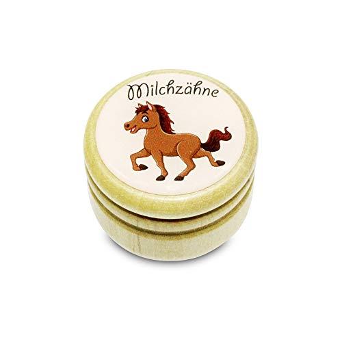 Gico Milchzahndose aus Holz - Pferd