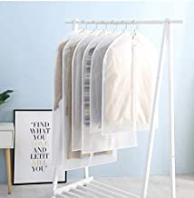 Clothes Covers Moistureproof Dustproof Clothes Cover Large Hanging Storage Bag Closet Organizer for Things for The Home fo...