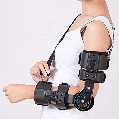 Codo ortopédico, síndrome del túnel cubital, utilizado para la férula para tratar el dolor por atrapamiento del nervio cubital, prevención del codo hiperextendido e inmovilizador de brazo posc