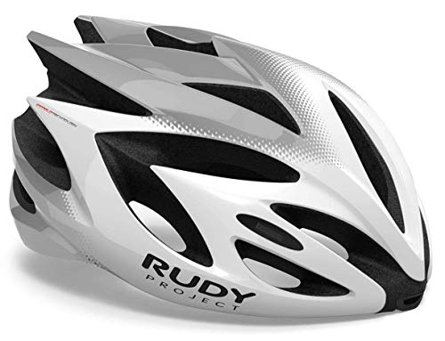Rudy Project Rush Helmet Red Fire Shiny Kopfumfang M | 54-58cm 2018 Fahrradhelm