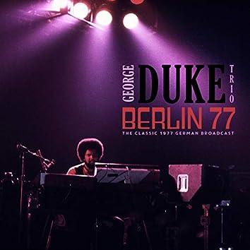 Berlin 77 (feat. Herbie Hancock) (Live 1977)