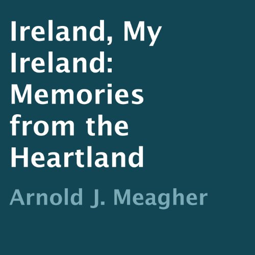 Ireland, My Ireland audiobook cover art