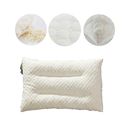 Pure Latex Pillow with Two-Way Slot
