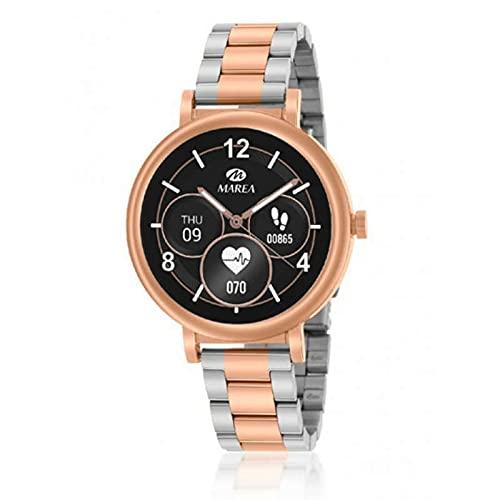 Reloj Smartwatch Marea B61002/3 Mujer Bicolor