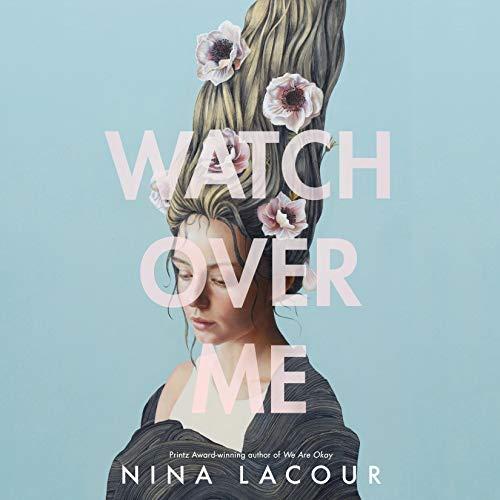 Watch Over Me audiobook cover art