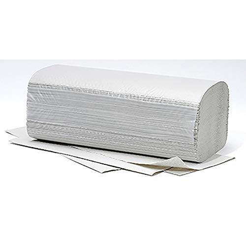 FRIPA 4011103 Falthandtuch 1-l.5000 Stück grau