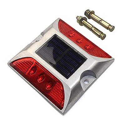 2020 Newest Light in Solar Deck Lights LED Dock...