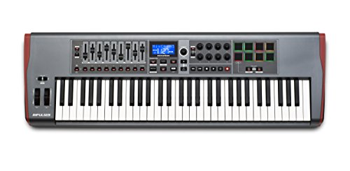 Novation Impulse 61 · Masterkeyboard
