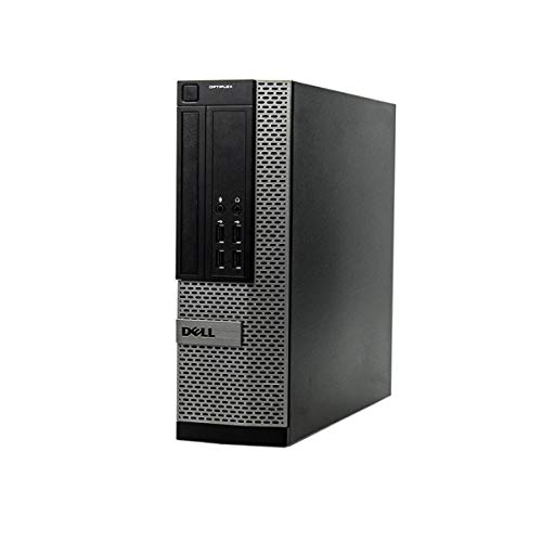 Dell Gaming 7020 SFF High Performance Desktop Computer - Core i7 4770 3.4GHz, NVIDIA GeForce GT 1030 2GB, 16GB RAM, 1TB SSD, HDMI, DVI, VGA, Keyboard, Mouse, WiFi, Windows 10 Professional(Renewed)